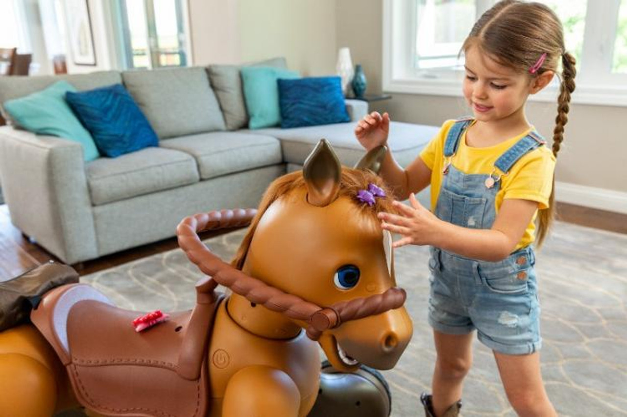 Mr. Pony - Interactive Pony For Kids (Free Delivery in 7 Days)
