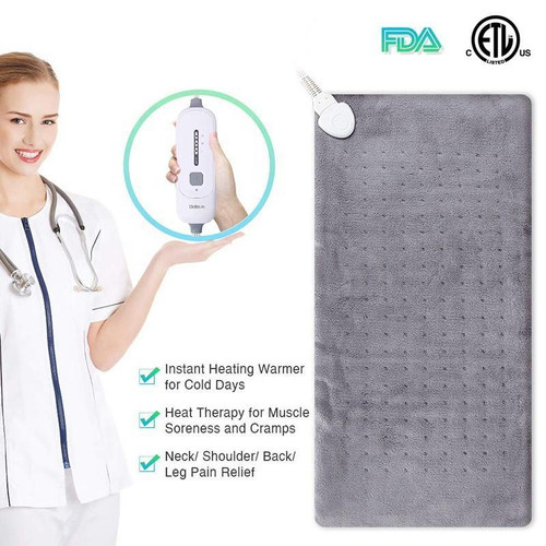 Washable Electric Blanket Heating Pad