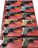 Polymer80 PF940SC 80% Textured Pistol Frame Kit for Glock G26/G27