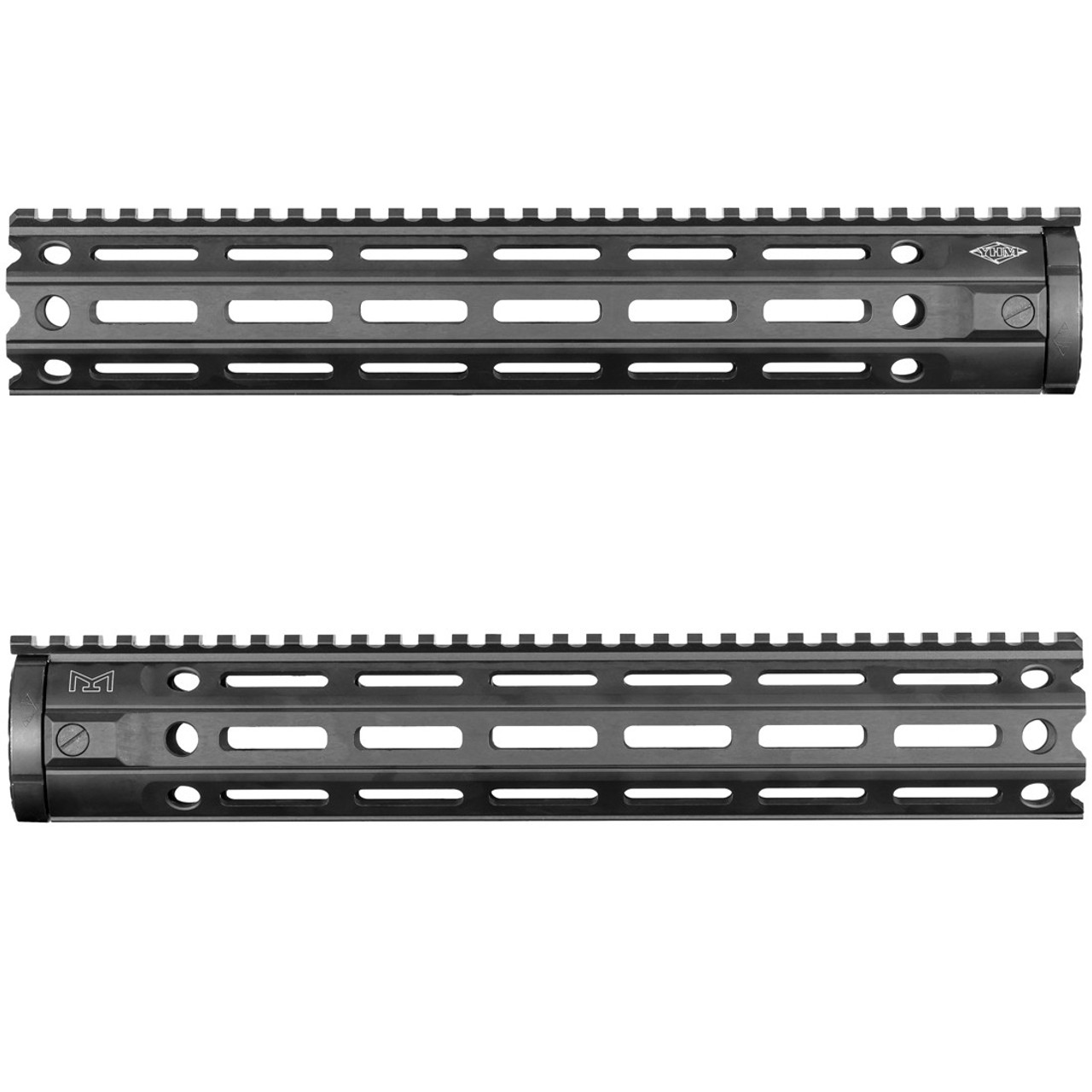 "Yankee Hill Machine MR7 MLok Handguard in 12.5"" Dolos compatible handguard"