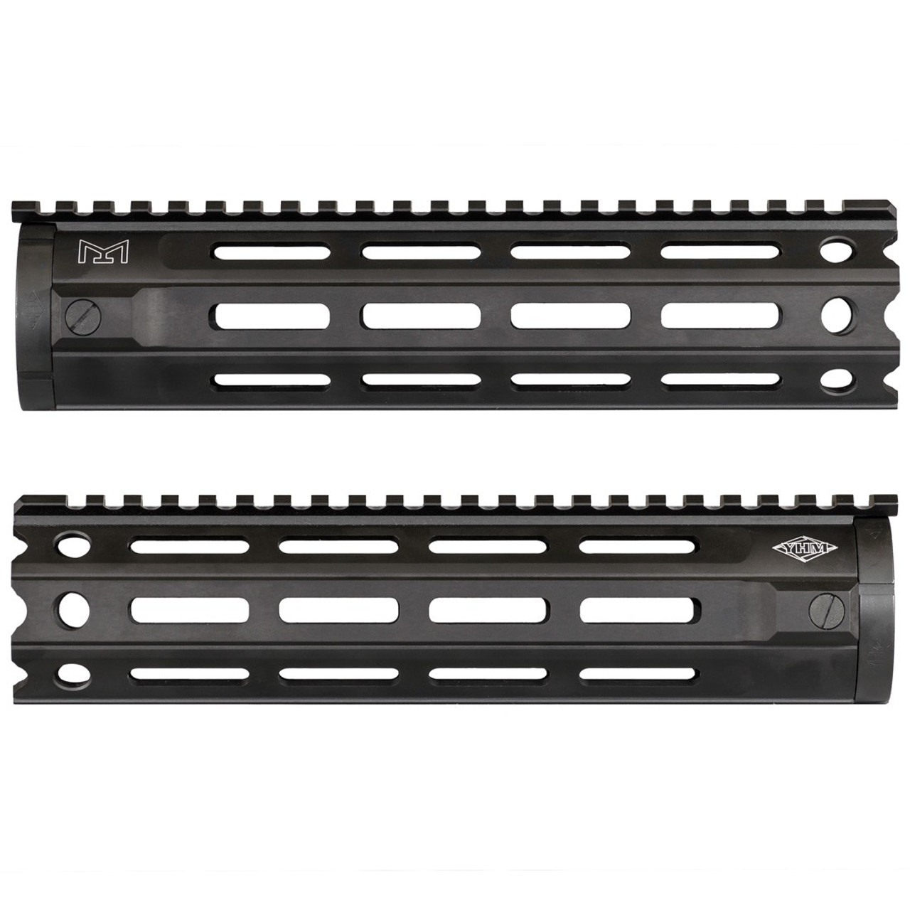 "Yankee Hill Machine MR7 MLok Handguard in 9.25"" Dolos compatible handguard"