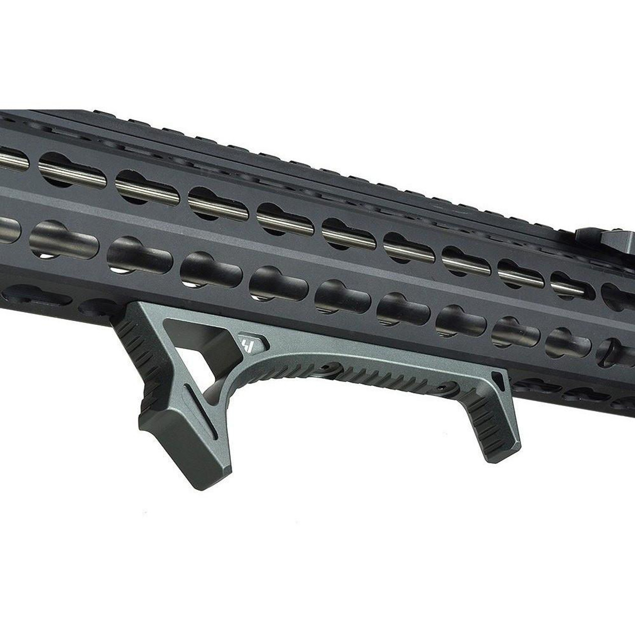 Strike Industries LINK Curved Foregrip (KeyMod and M-LOK Compatible)