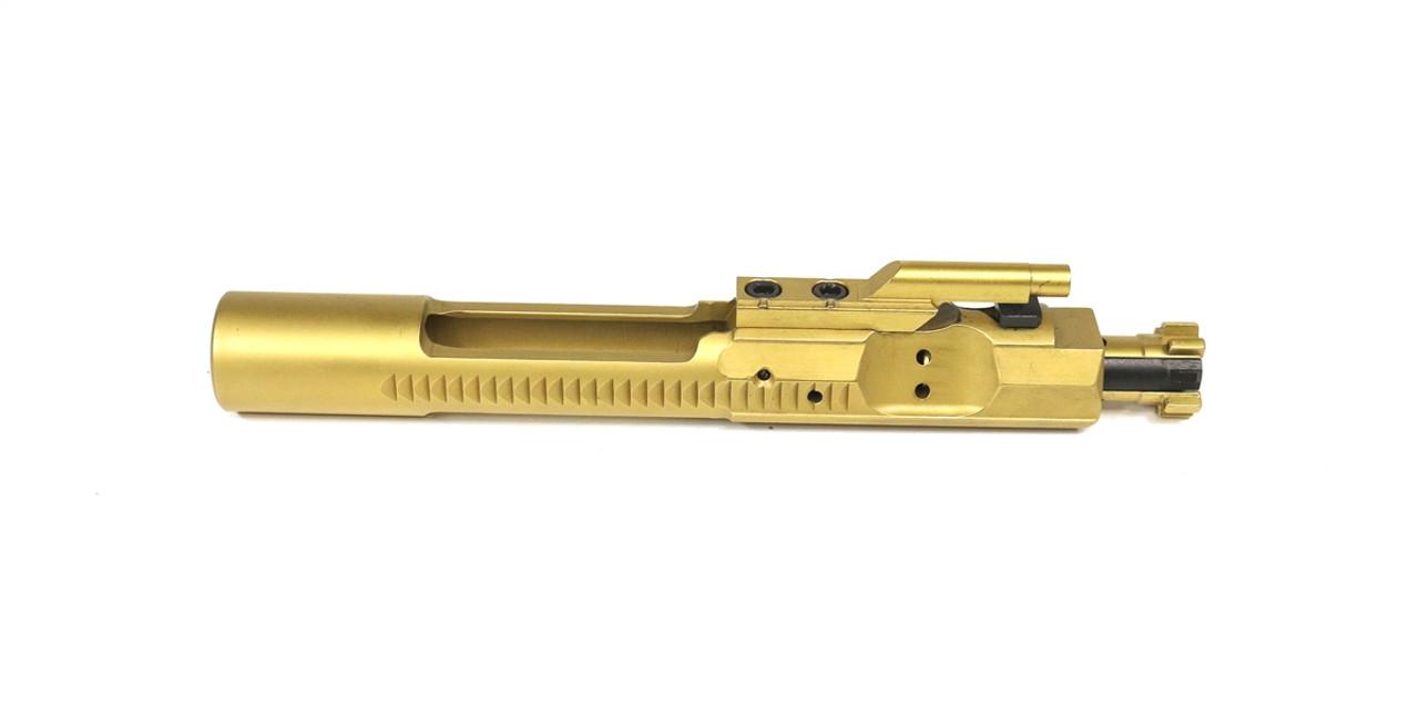 MDX Arms 2.23/5.56/300BO Titanium Nitride M16 Full Mass Bolt Carrier Group right