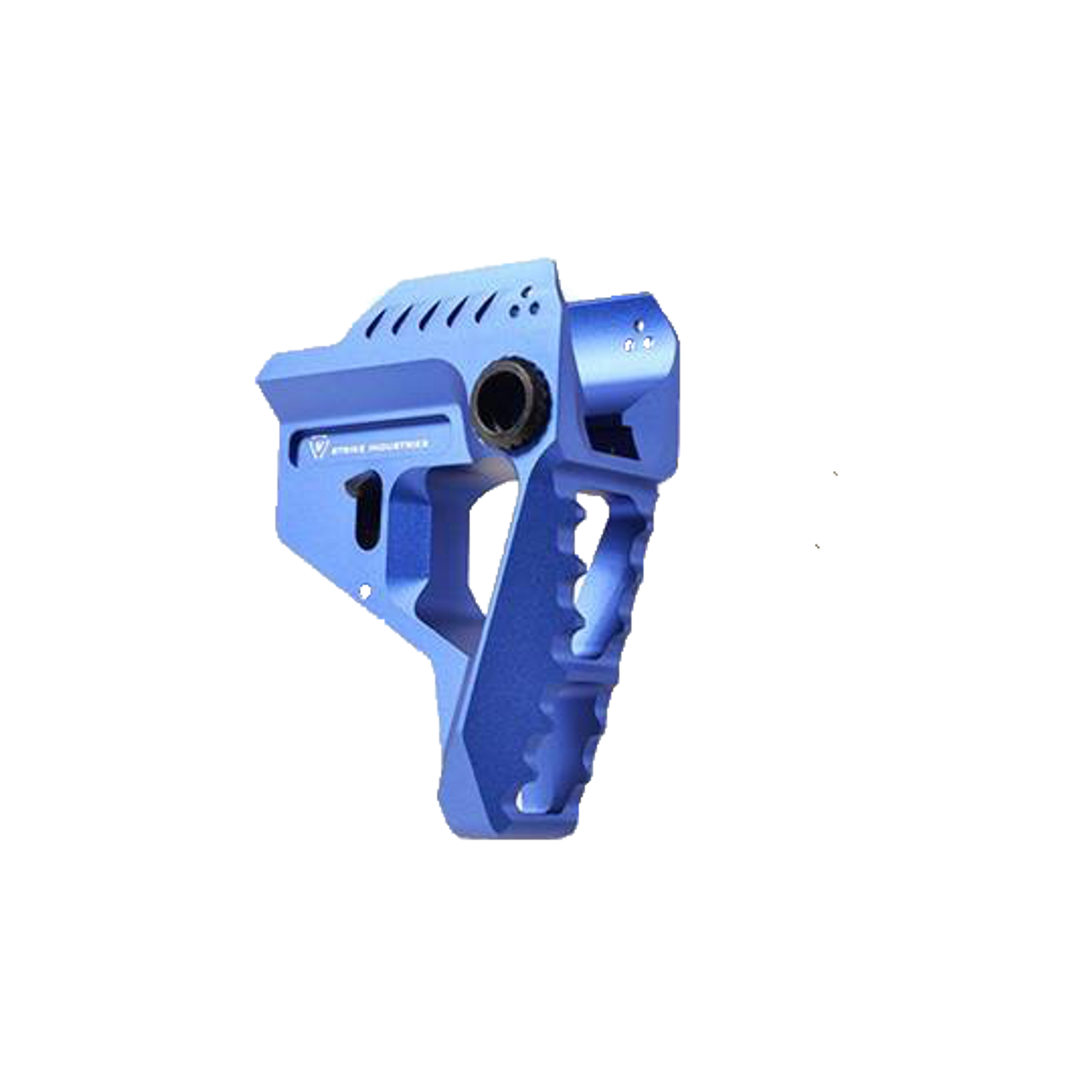 Strike Industries Pit Viper Stock in Blue