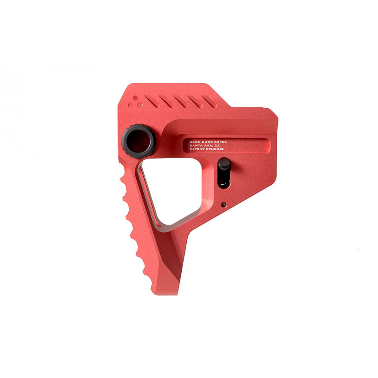 Strike Industries Pit Viper Stock in Red 1