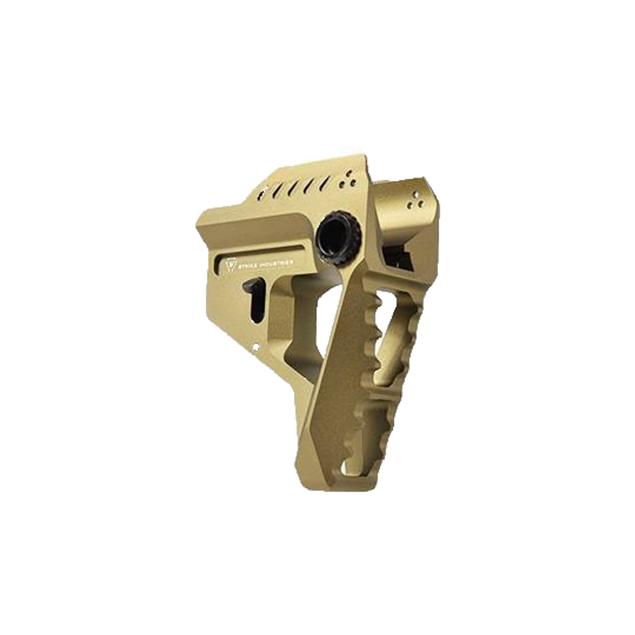 Strike Industries Pit Viper Stock in FDE 1