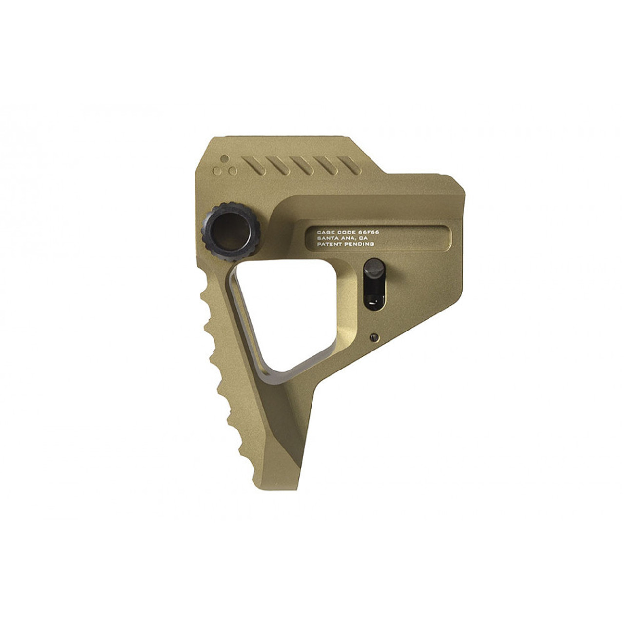 Strike Industries Pit Viper Stock in FDE 2