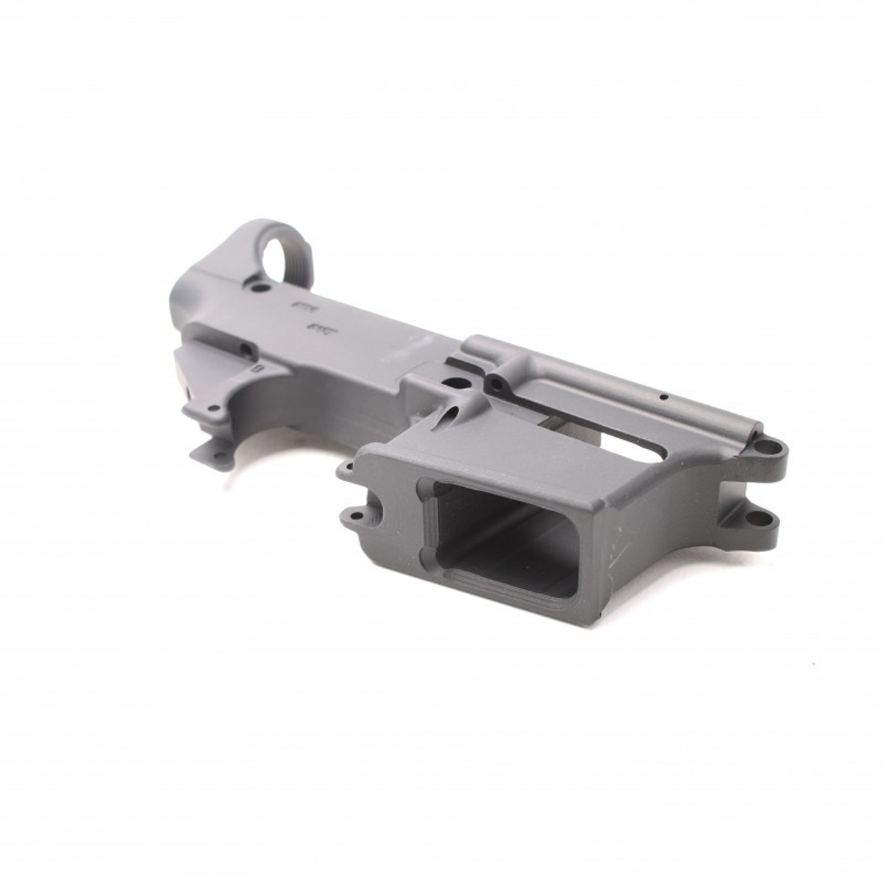MDX Arms AR9 80% Anodized Lower Receiver Anodized Side Lay