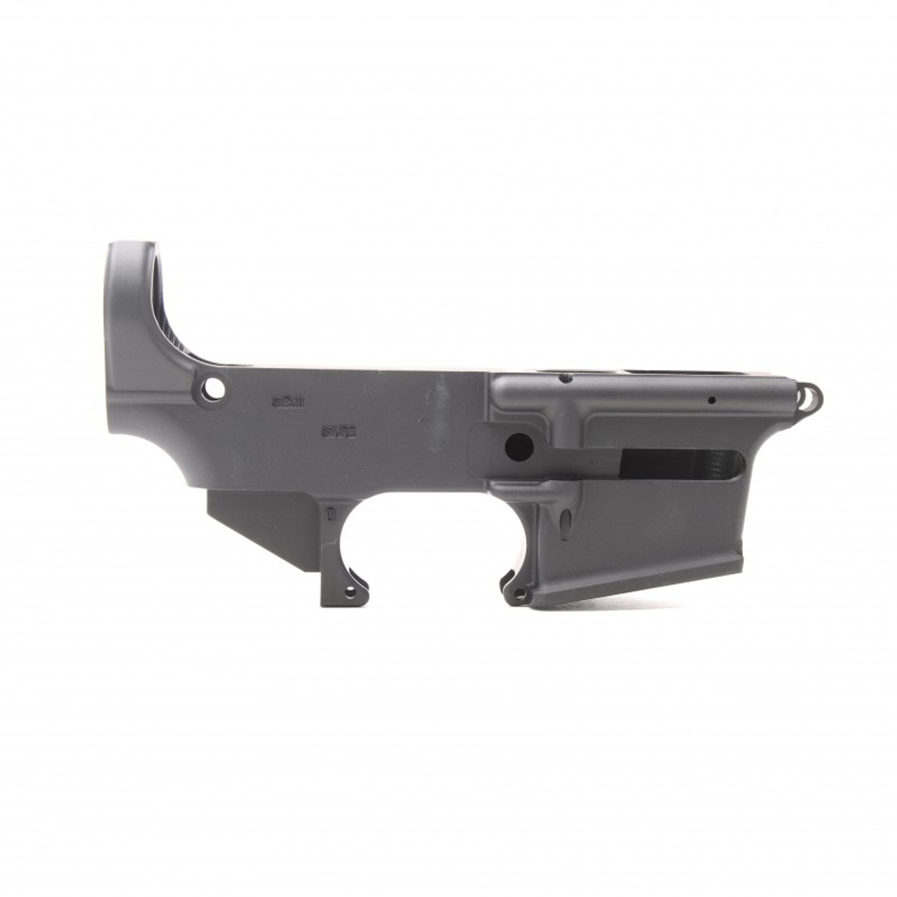 MDX Arms AR9 80% Anodized Lower Receiver Anodized Side
