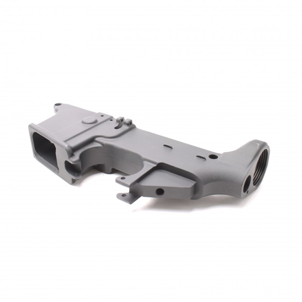MDX Arms AR9 80% Anodized Lower Receiver Anodized - Glock Base