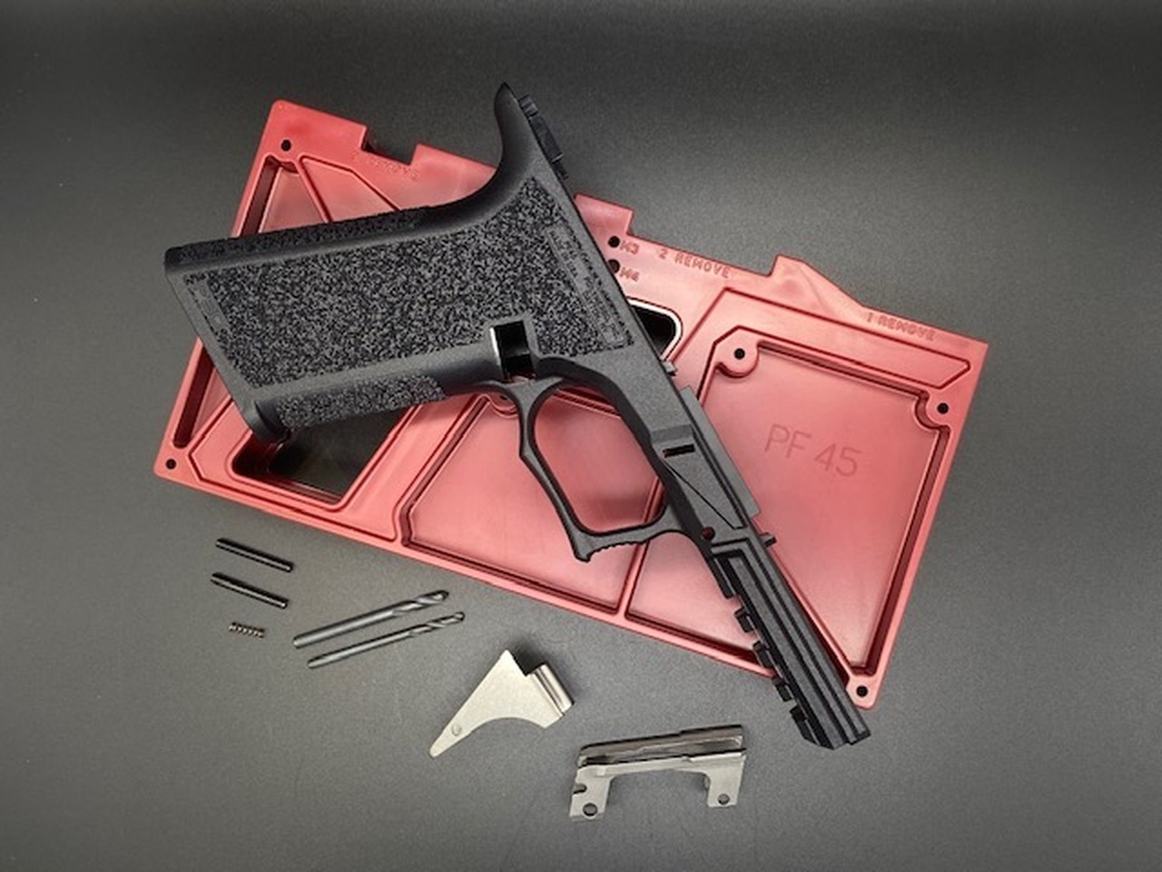 PF45 Full Size Glock 21/20 Compatible 80% Pistol Frame Kit