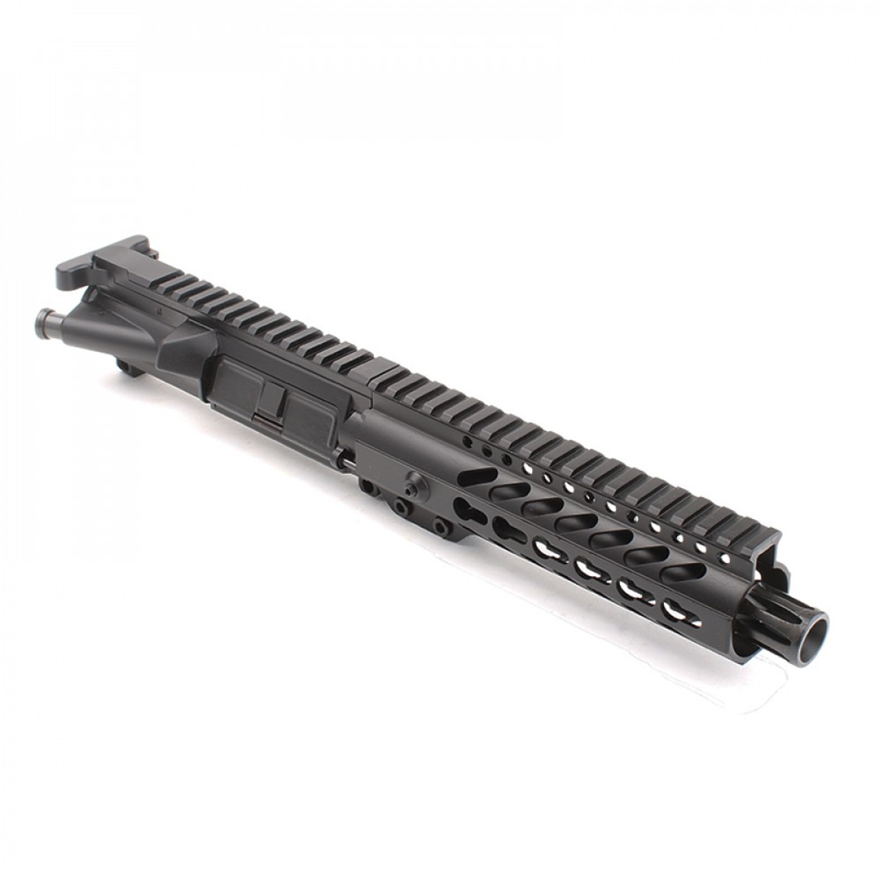 """MDX Arms AR-9mm Pistol 7.5"""" 1:10T with 7' Super Slim Mlok HG without bolt"""