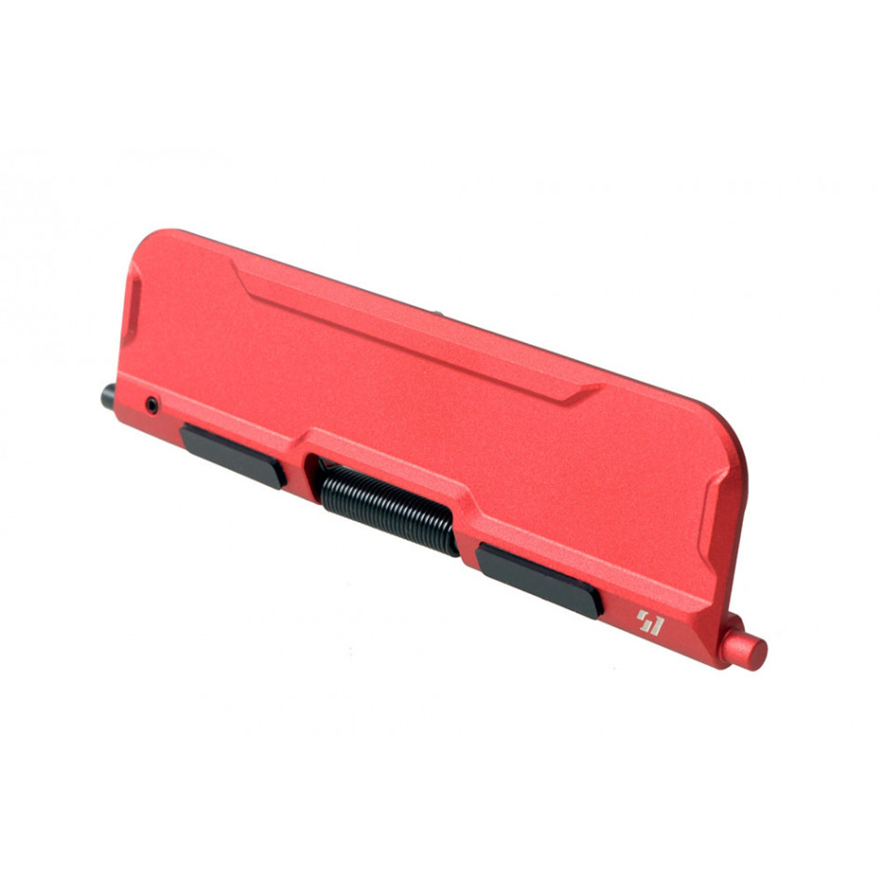 Strike Industries QD Billet Ultimate Dust Cover for .223 in red