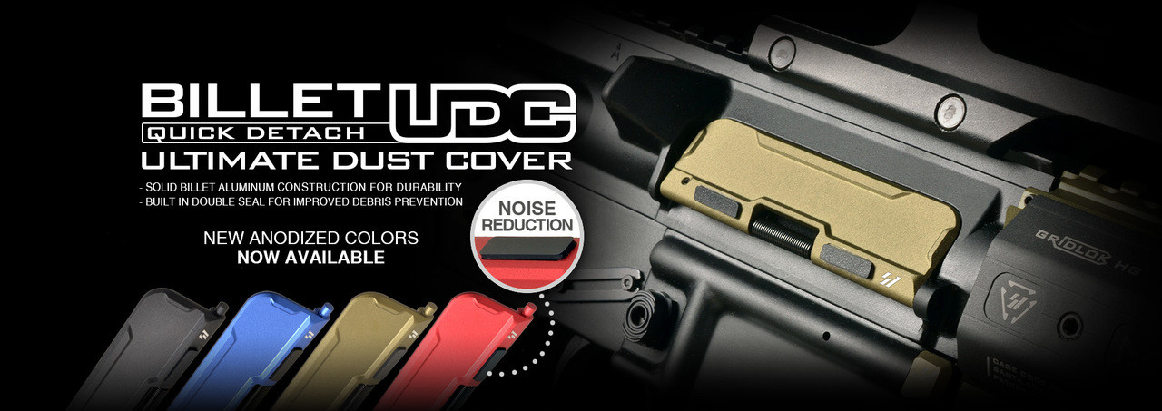 Strike Industries QD Billet Ultimate Dust Cover for .223