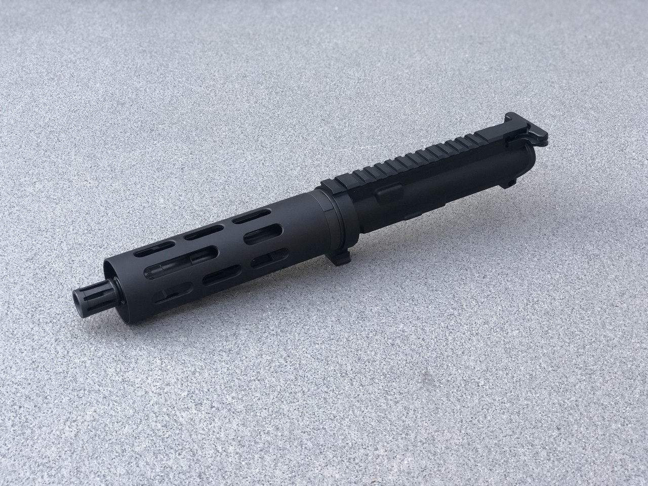 """MDX Arms 7.5"""" with A2 Flash Hider DOLOS QD Take Down Complete Upper (5.56/300BO)"""