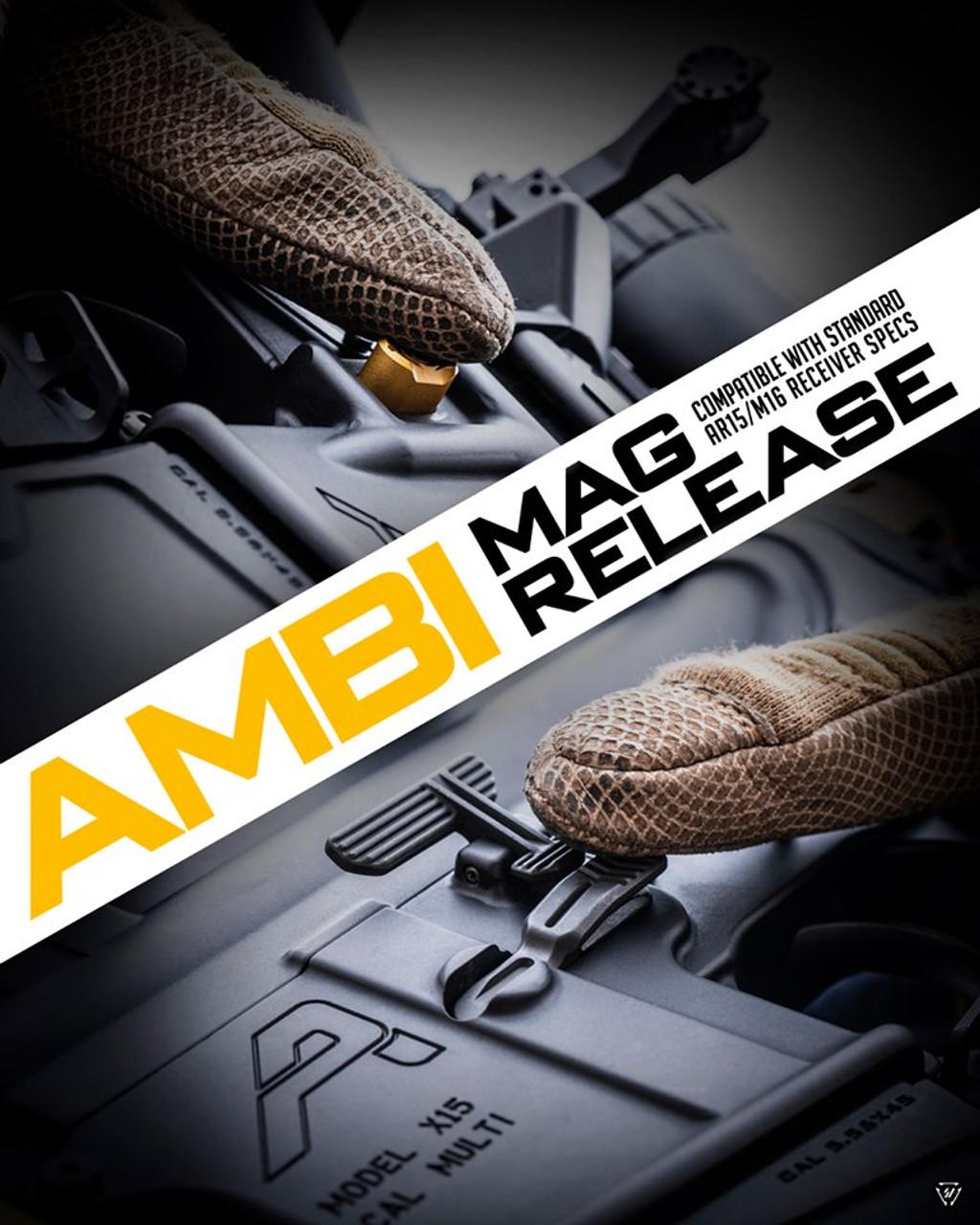 Strike Industries Ambi Magazine Release