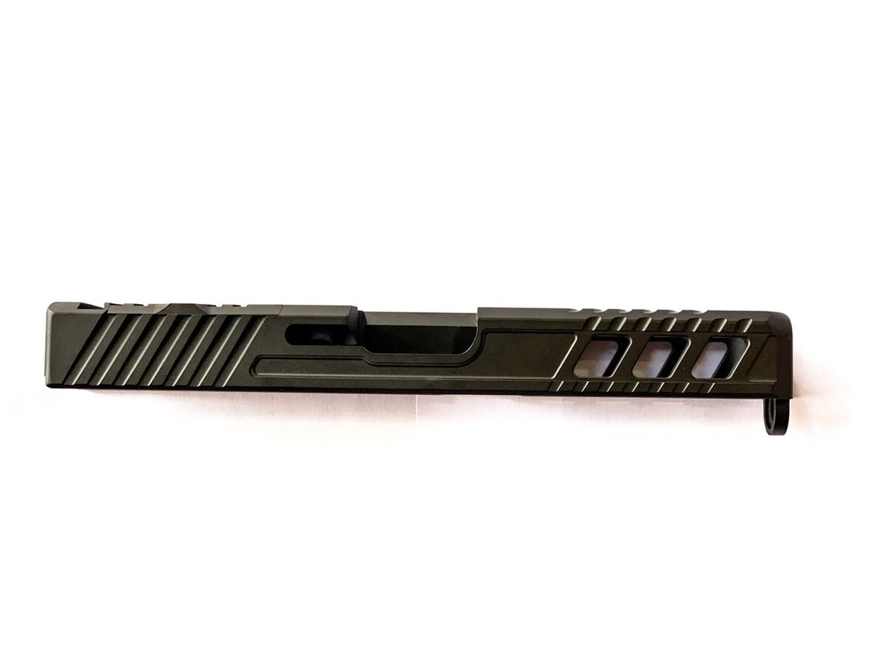 MDX Arms Alpha G21 .45ACP V4 Marksman Stripped Slide with RMR Cut/Plate