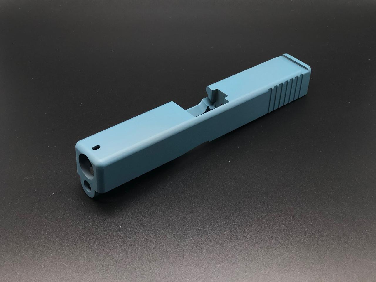 MDX Arms V1 Stripped Slides - G19 Blue Tin 2