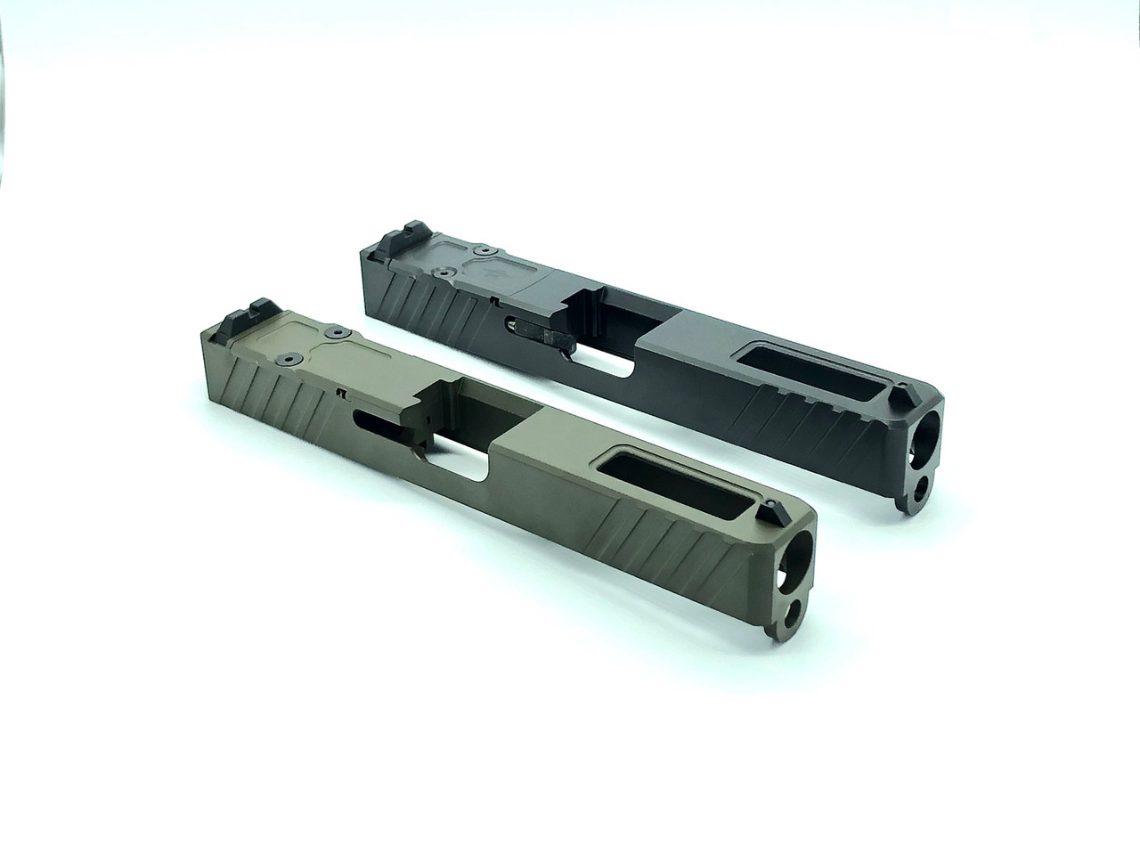 MDX Arms G22 with RMR Cut/Plate Stripped Slides 1