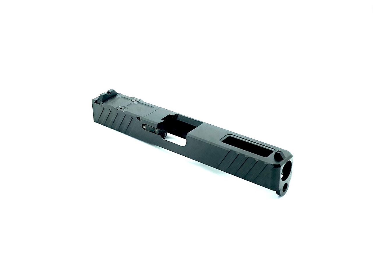 MDX Arms G22 with RMR Cut/Plate Stripped Slides Black