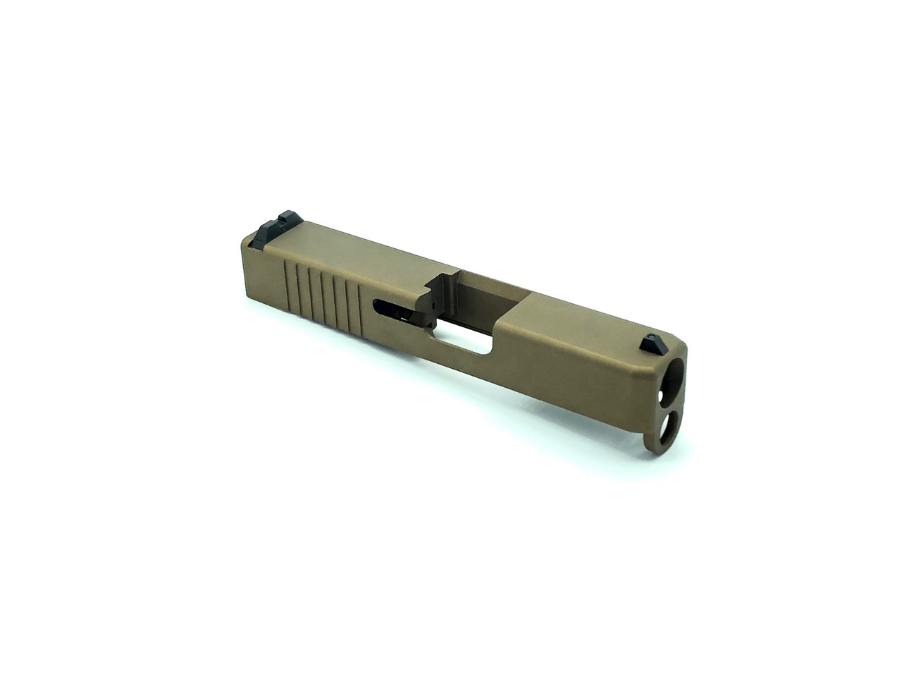 MDX Arms V1 Stripped Slides - G27 BRONZE 1