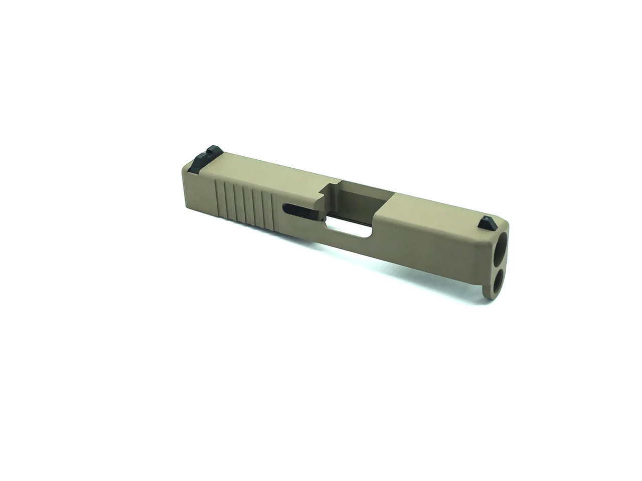MDX Arms V1 Stripped Slides - G27 FDE