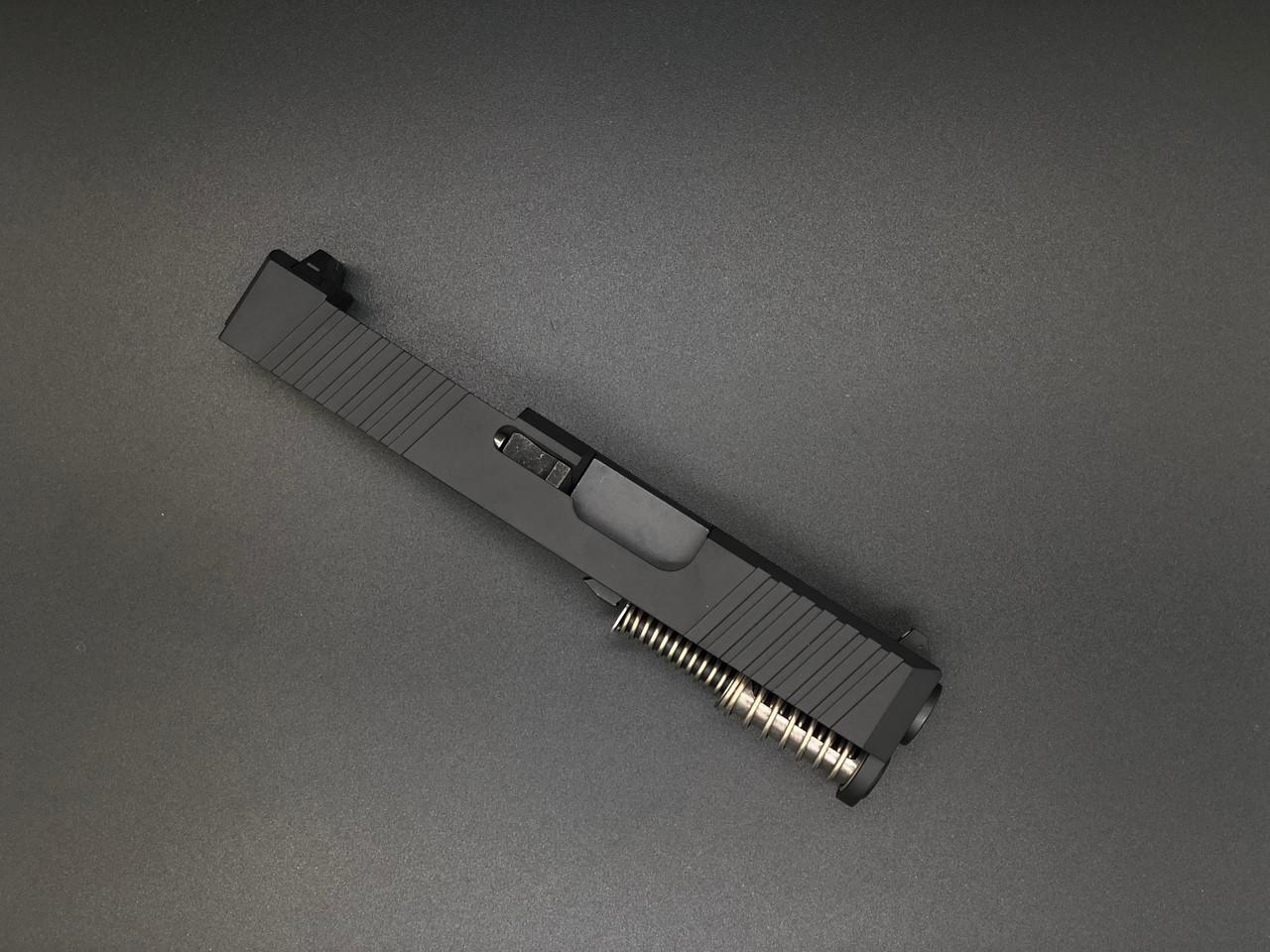 MDX Arms G26 V2 9mm Complete Slide with RMR Cut