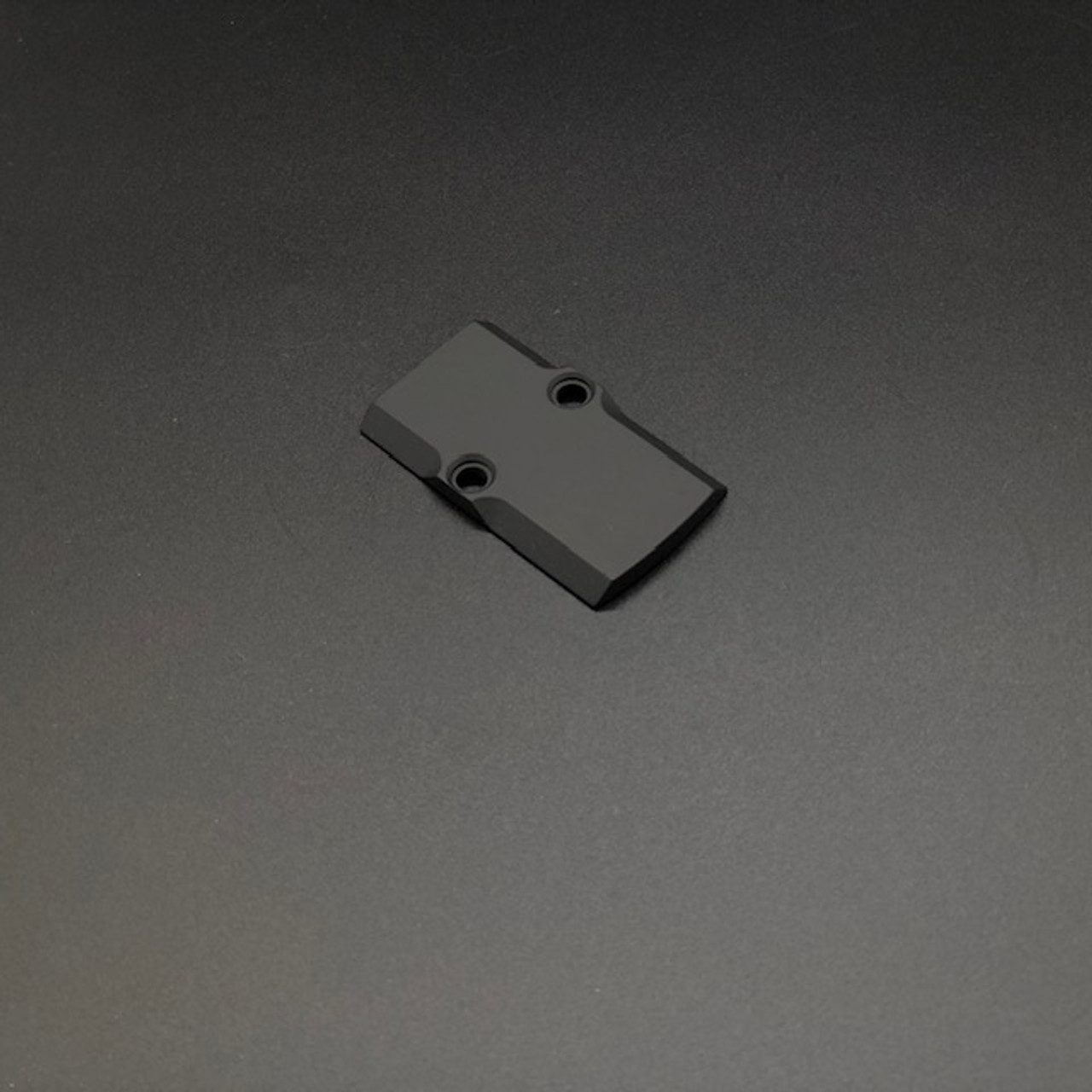 MDX Arms V1 RMR Plate Cover with Screws in Black