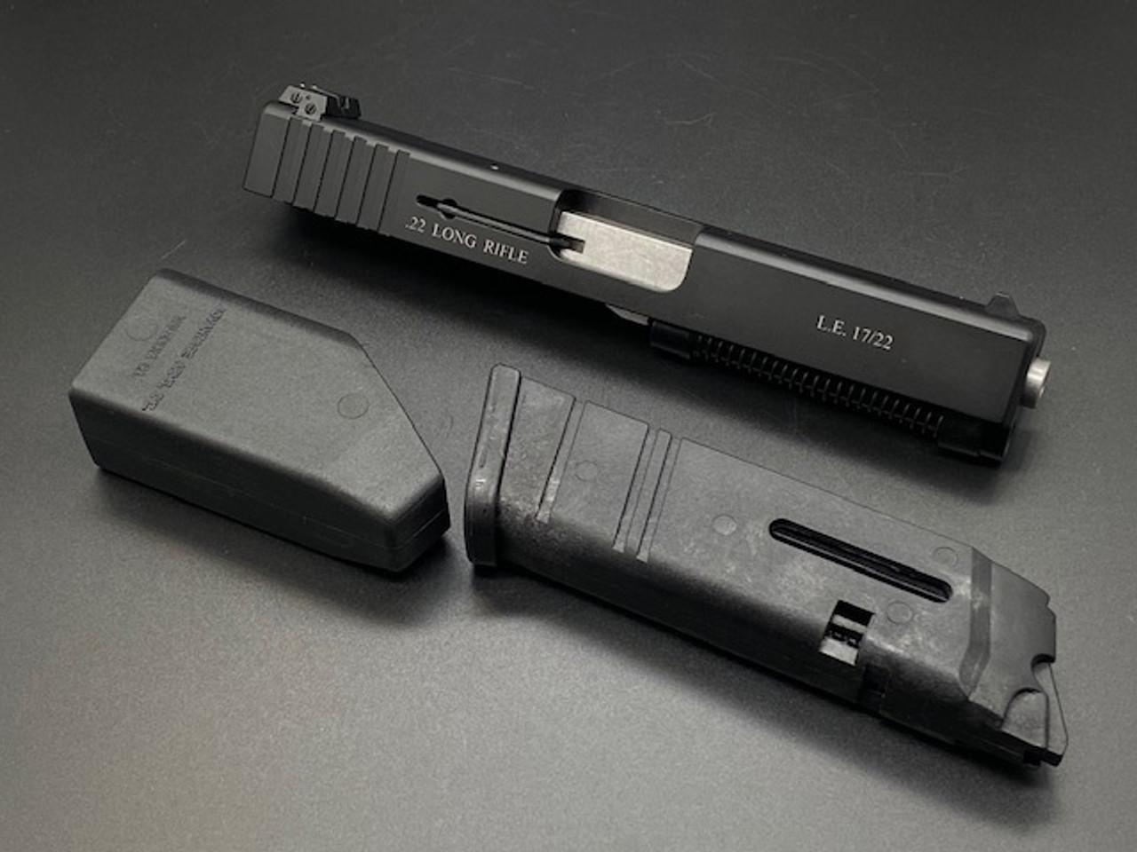 Advantage Arms .22LR Complete Slide Full Size G17/G22