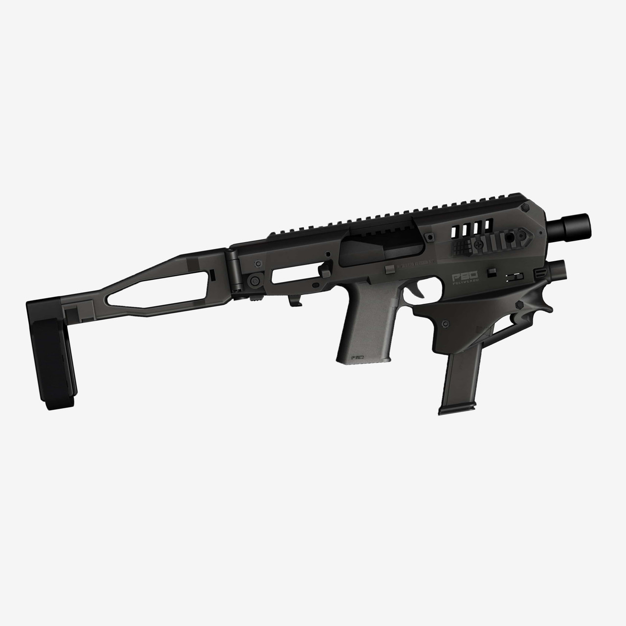 CAA MCK Micro Conversion Kit with Gen. 2 Stabilizer for Polymer80