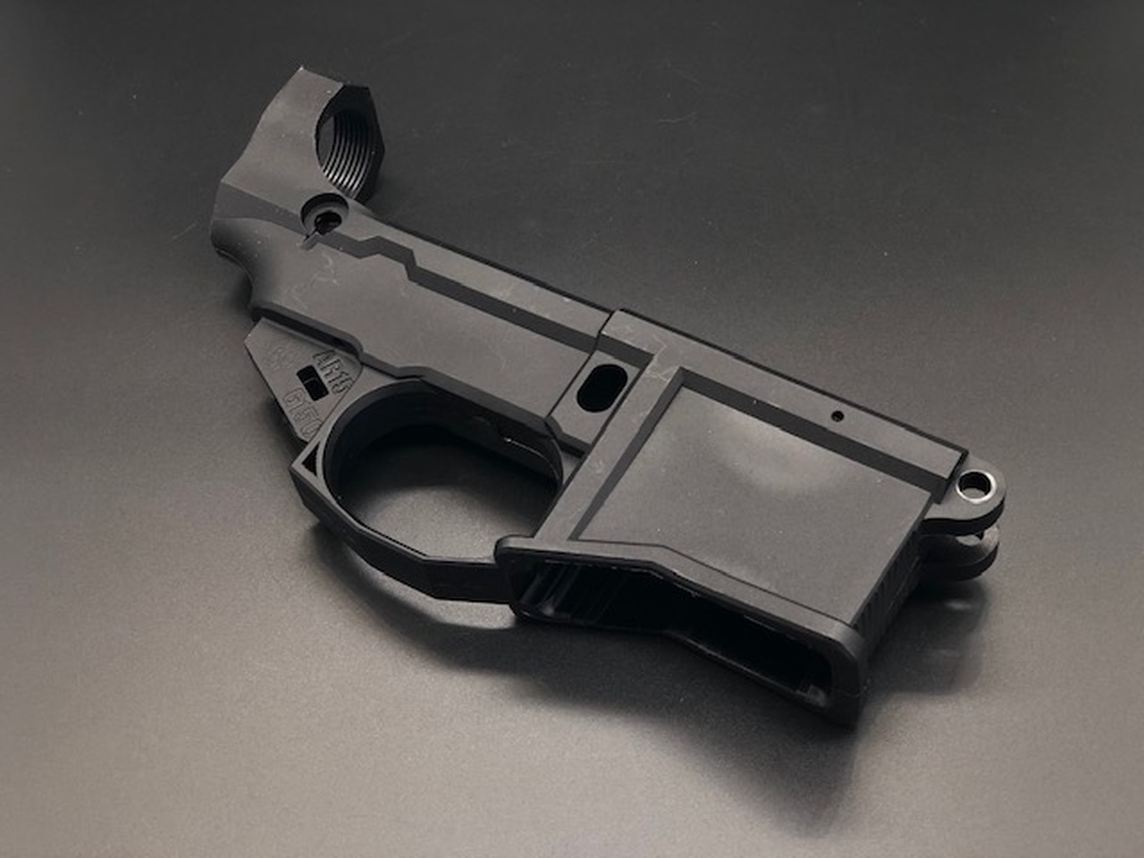 Polymer80 G150 (AR15) 80% Lower with Jig System in Black