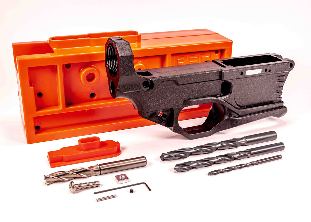 Polymer80 RL556V3 (AR15) 80% Lower with Jig System