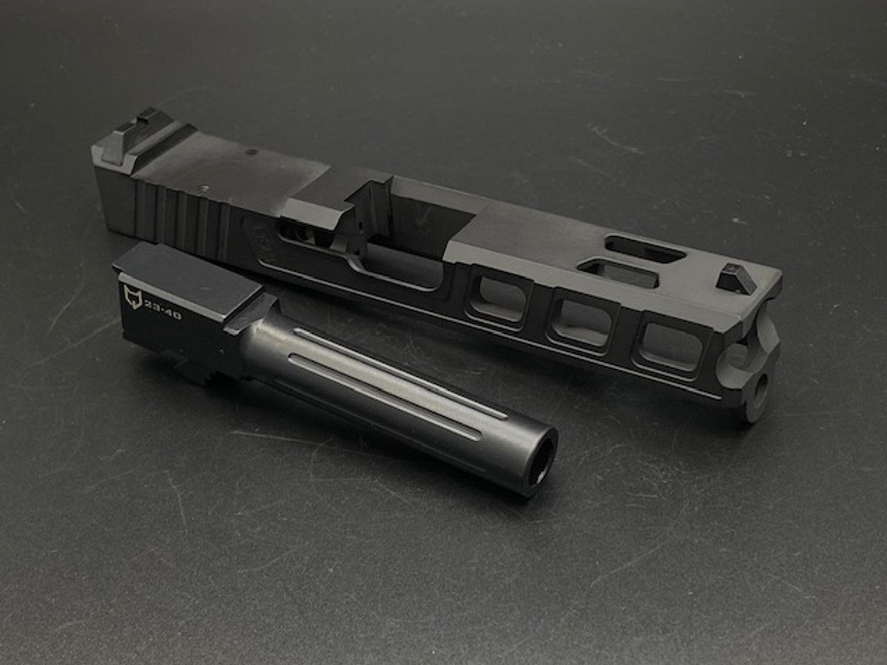 MDX Arms G23 LF23 .40SW with RMR Cut Build Kit - No Frame