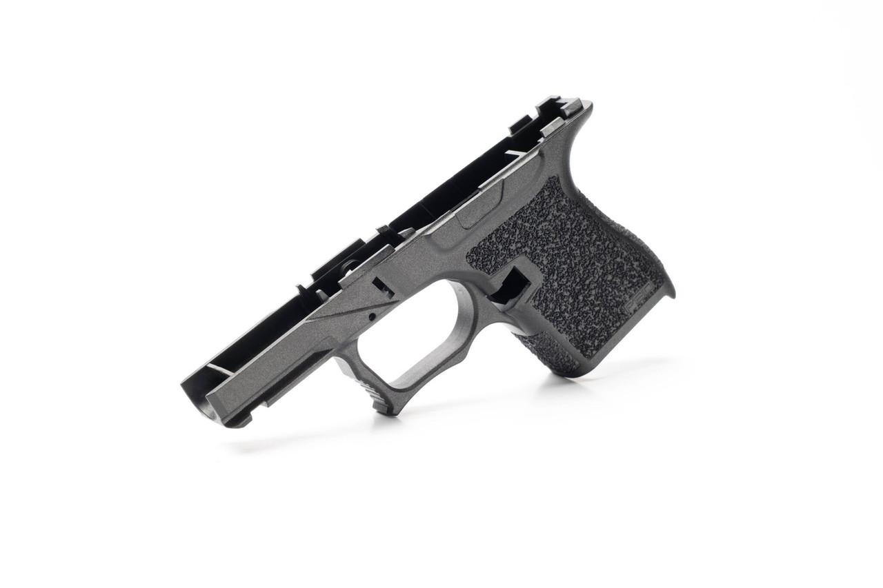 Polymer80 PFSS9 80% Textured Single Stack 9mm Pistol Frame Kit for Glock G43 01