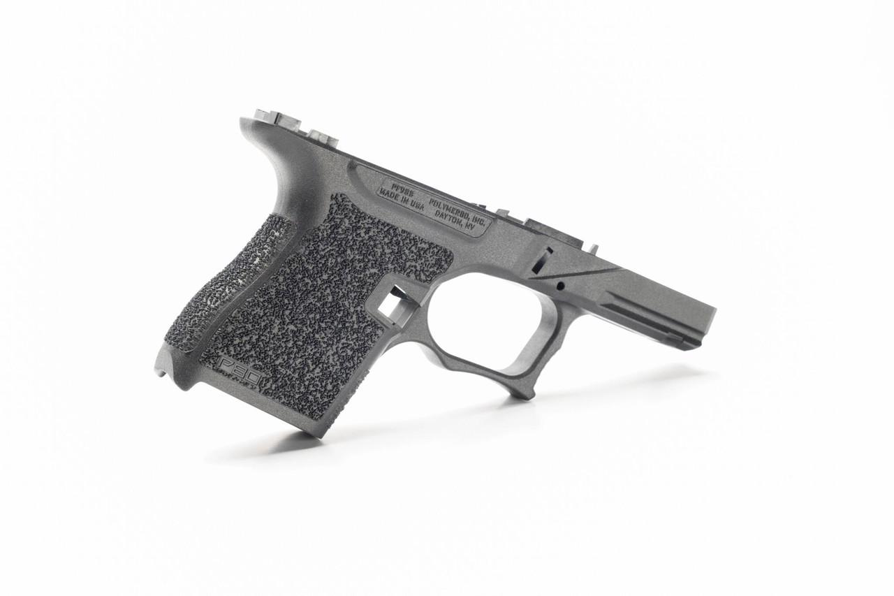 Polymer80 PFSS9 80% Textured Single Stack 9mm Pistol Frame Kit for Glock G43 02