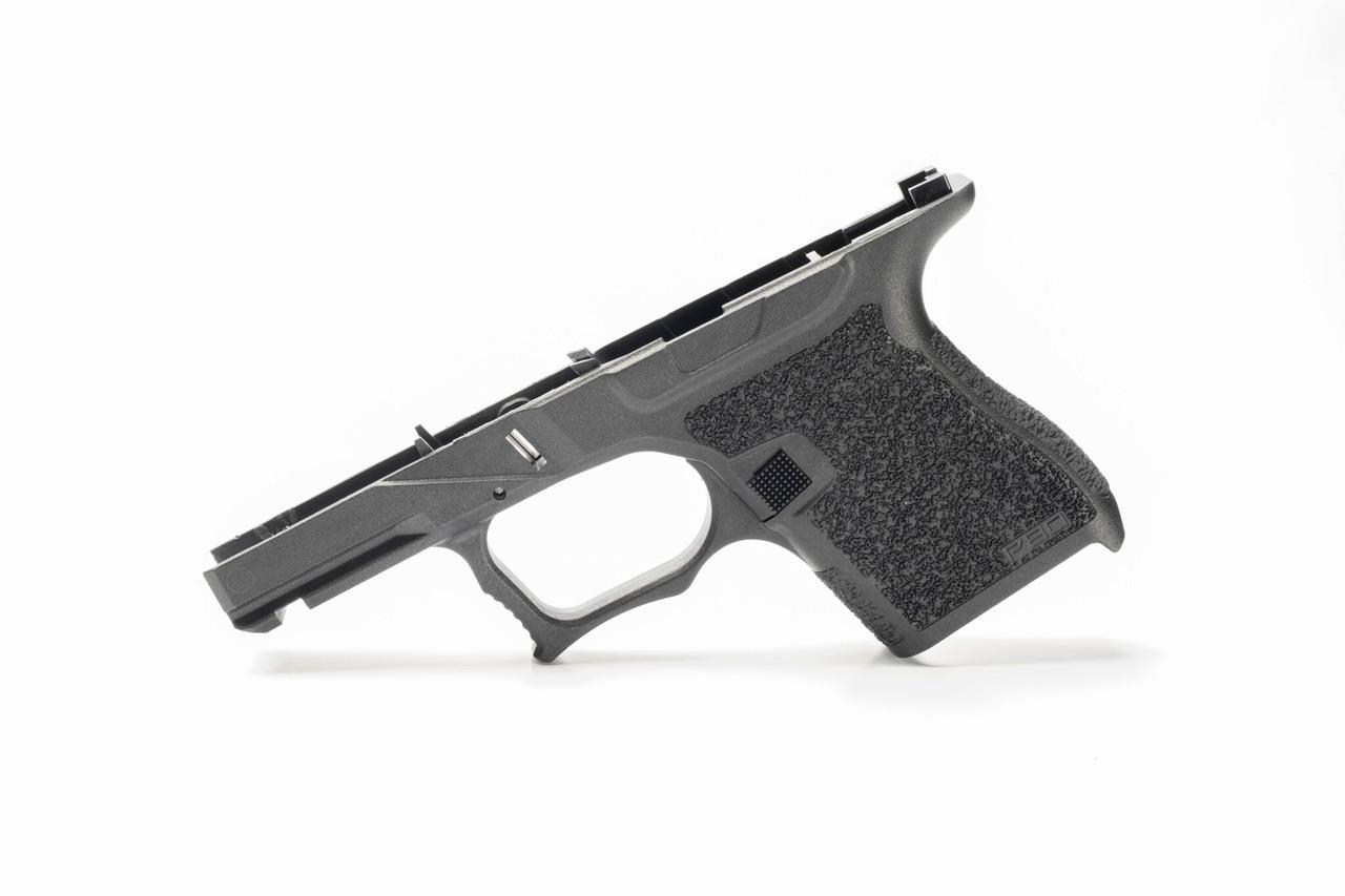 Polymer80 PFSS9 80% Textured Single Stack 9mm Pistol Frame Kit for Glock G43 03
