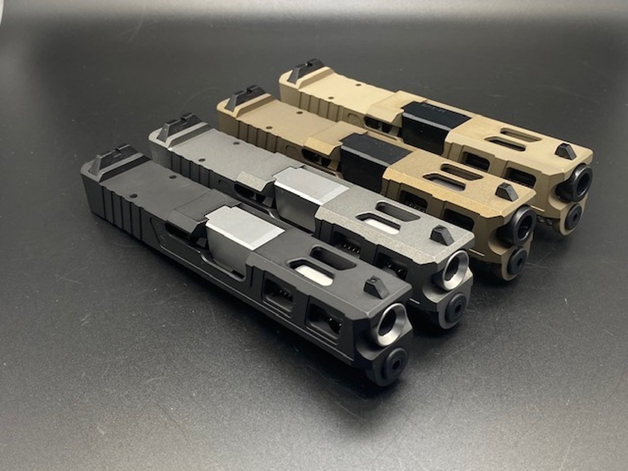 MDX LF Series G26 Complete Slide Right Side