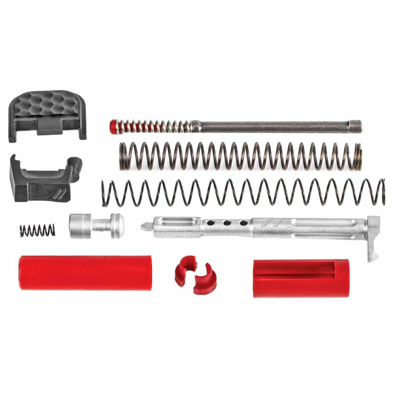 Zev Slide (Upper) Parts Kit in 9mm