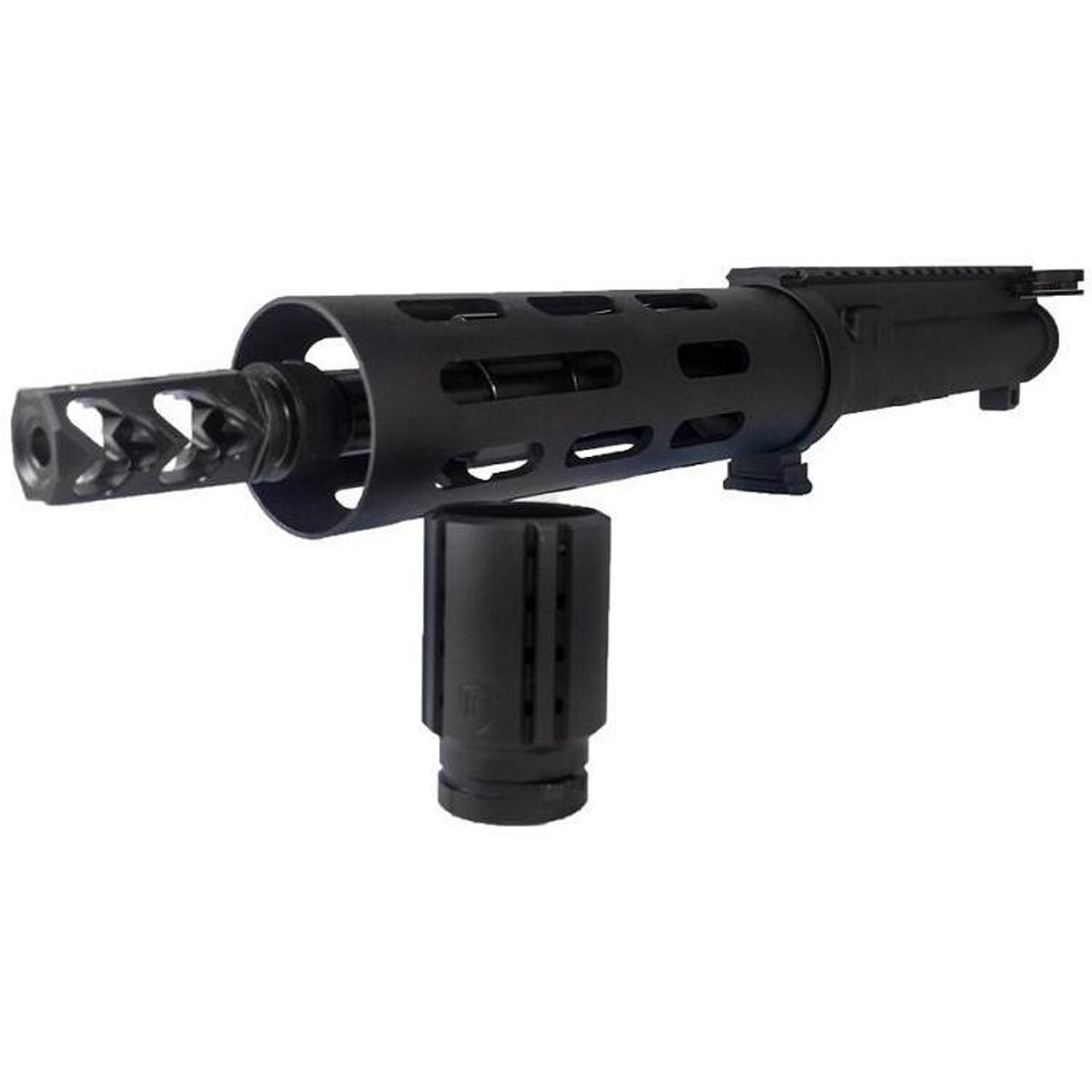 "MDX Arms 7.5"" DOLOS QD Takedown Complete Upper with Fortis Brake/Blast Shield Kit ( .223/5.56/300BO)"