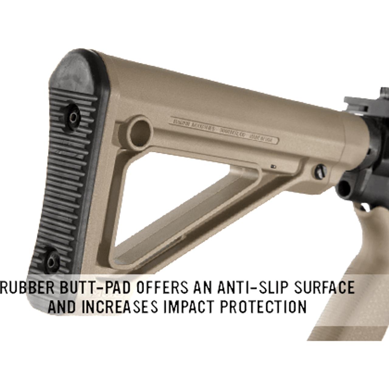 Magpul MOE Fixed Carbine Stock - Mil Spec