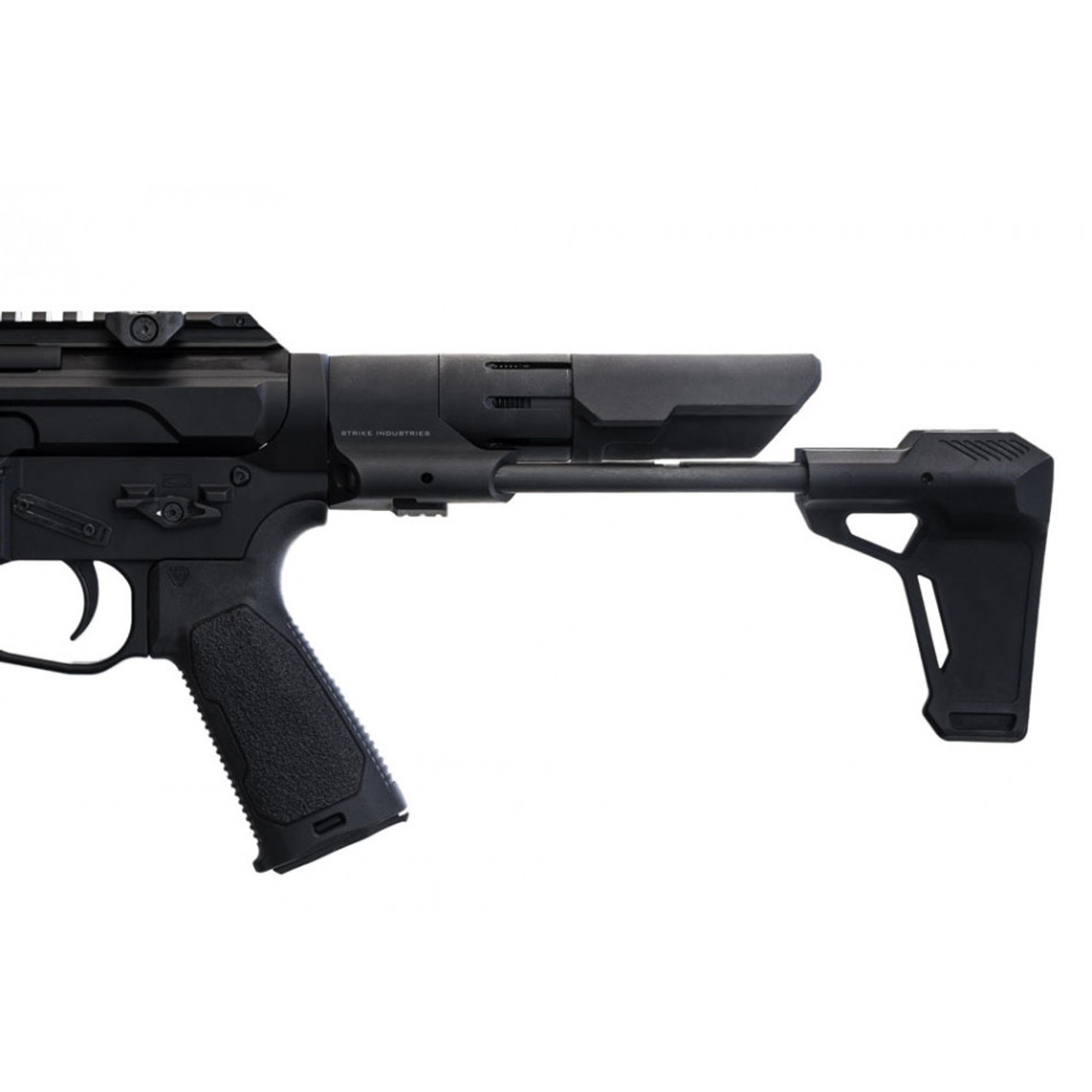 Strike Industries Viper PDW Stabilizer for AR Pistol extended