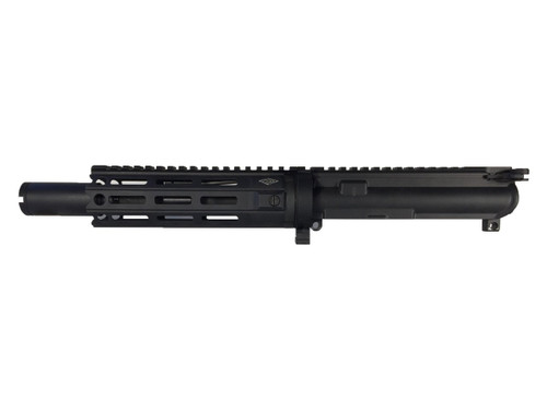"MDX Arms 7.5"" DOLOS QD TakeDown Complete Upper with YHM MR7 Mlok Handguard Flash Can(5.56/300)"