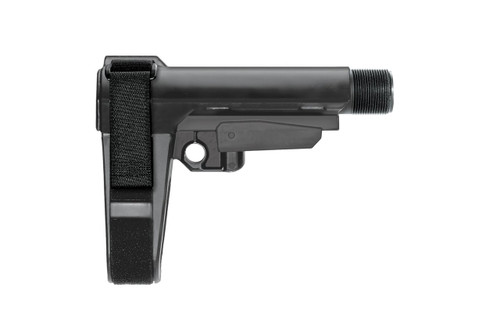 SB Tactical SB A3 5 Position Pistol Stabilizing Brace w/ Mil Spec Buffer Tube