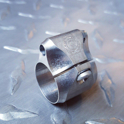 Master of Arms Adjustable Titanium Gas Block