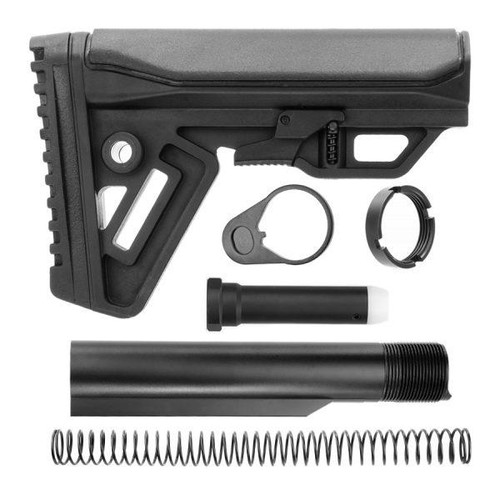 Trinity Force Cobra Complete Stock Kit - Mil Spec full kit