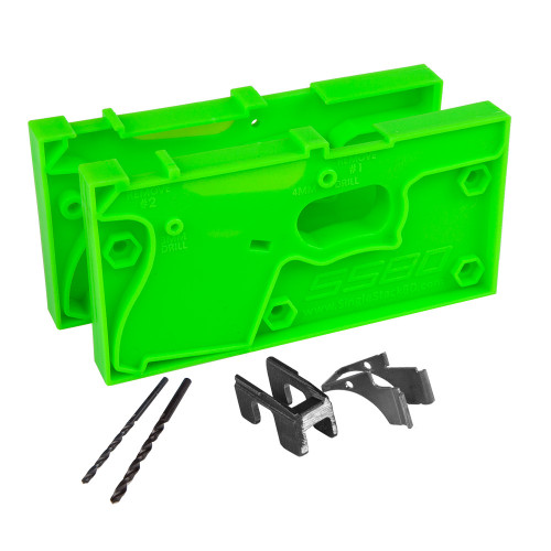 SS80 G43 80% Lower and Jig Kit