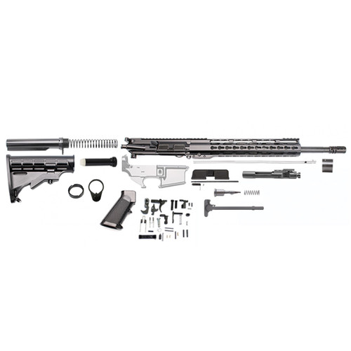 "MDX Packaged Deal Build#1 16"" 5.55NATO 1:7 10"" Keymod HD w/ Stock Kit and LPK PARTS"