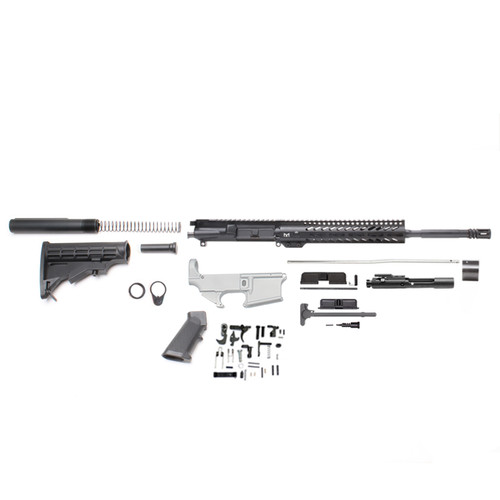 "MDX Arms Complete Upper Packaged Kit #1 16"" 5.55NATO 1:7 MLOK HG w/ Stock Kit and LPK"