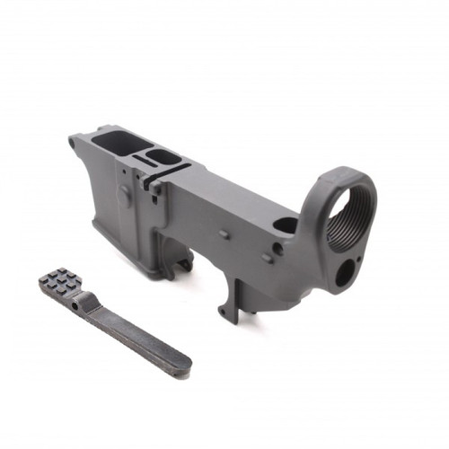 MDX Arms AR9 80% Anodized Lower Receiver Anodized Complete