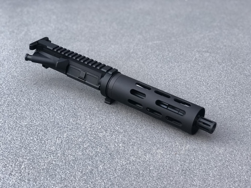 "MDX Arms 7.5"" DOLOS QD Takedown Complete Upper with A2 Flash Hider (5.56/300BO)"